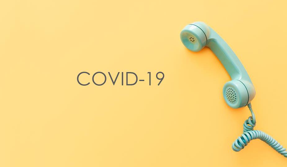 teal-phone-on-yellow_COVID (Demo)