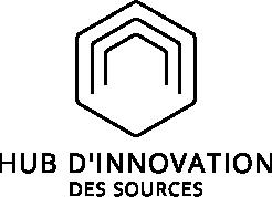 Logo Hub d'innovation des Sources